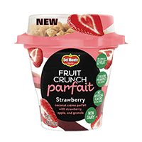 Fruit Crunch Parfait Strawberry